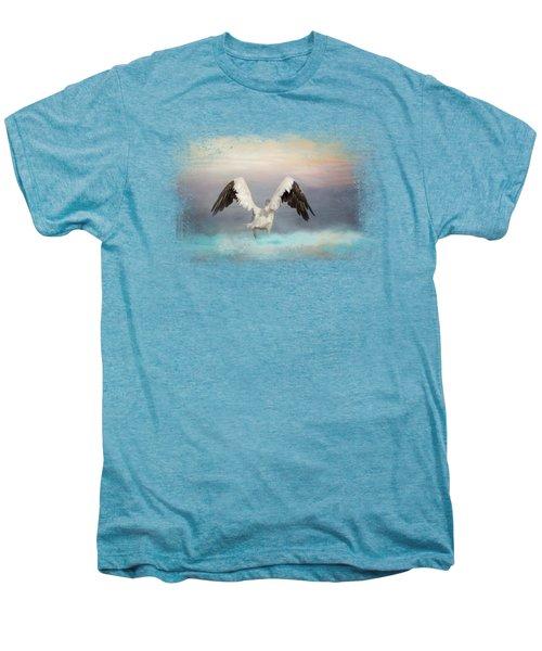 Early Morning Swim Men's Premium T-Shirt by Jai Johnson