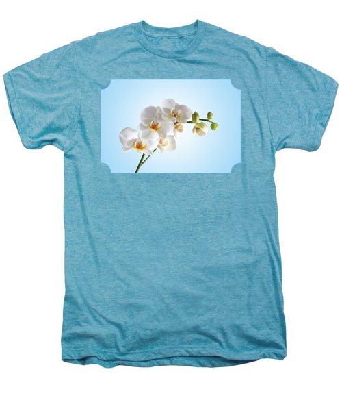 Elegance Men's Premium T-Shirt by Gill Billington
