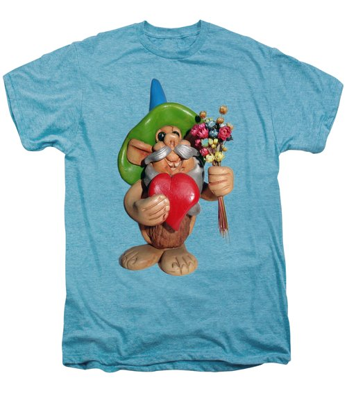 Elf Men's Premium T-Shirt by Ariel Pedraza