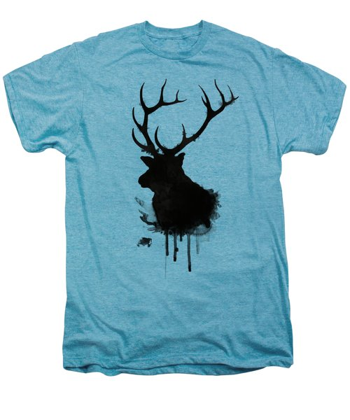 Elk Men's Premium T-Shirt by Nicklas Gustafsson