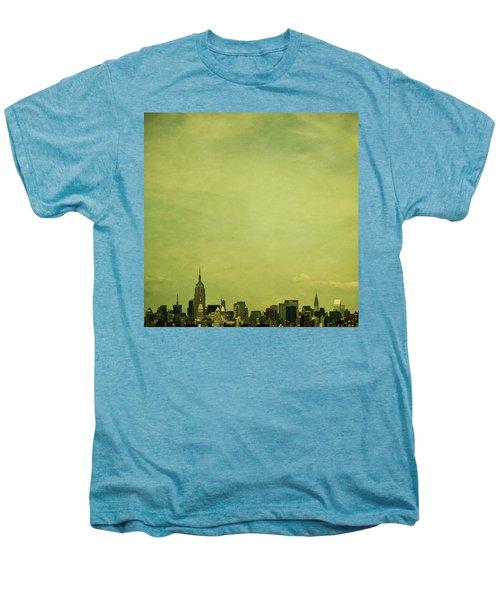 Escaping Urbania Men's Premium T-Shirt by Andrew Paranavitana