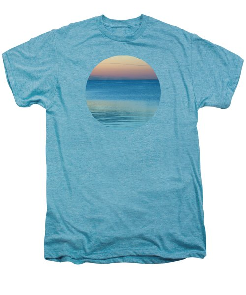 Evening At The Lake Men's Premium T-Shirt by Mary Wolf