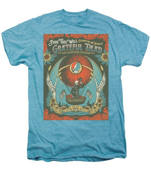 Fare Thee Well Men's Premium T-Shirt by Gd