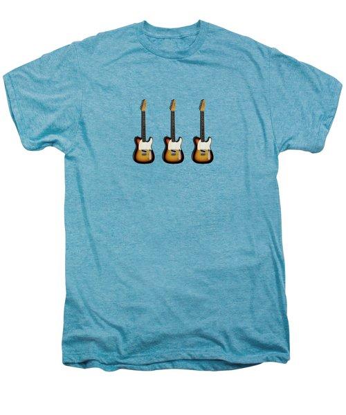 Fender Esquire 59 Men's Premium T-Shirt by Mark Rogan