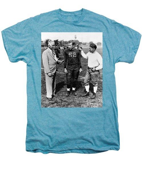 Fielding Yost (1871-1946) Men's Premium T-Shirt by Granger