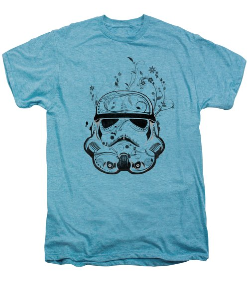 Flower Trooper Men's Premium T-Shirt by Nicklas Gustafsson