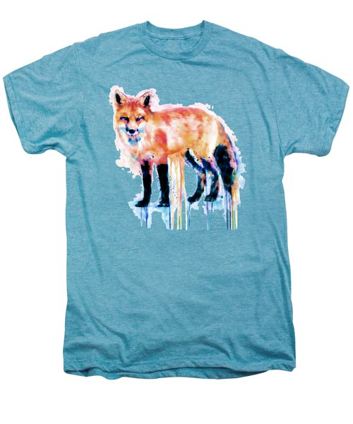 Fox  Men's Premium T-Shirt by Marian Voicu