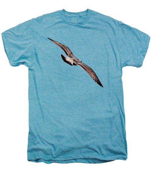 Freedom Men's Premium T-Shirt by Gill Billington