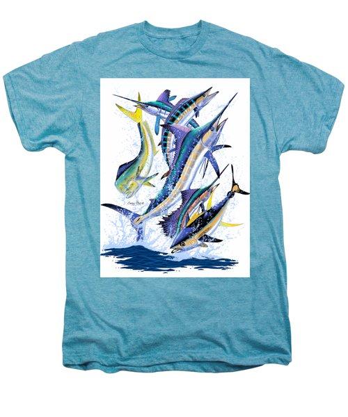 Gamefish Digital Men's Premium T-Shirt by Carey Chen