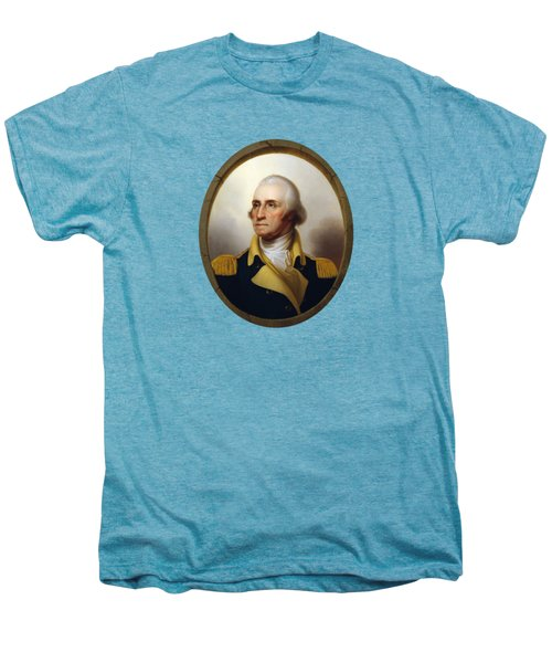 General Washington Men's Premium T-Shirt by War Is Hell Store