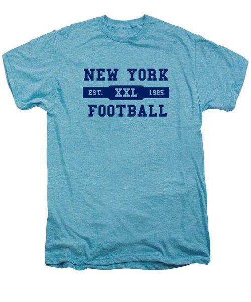 Giants Retro Shirt Men's Premium T-Shirt by Joe Hamilton