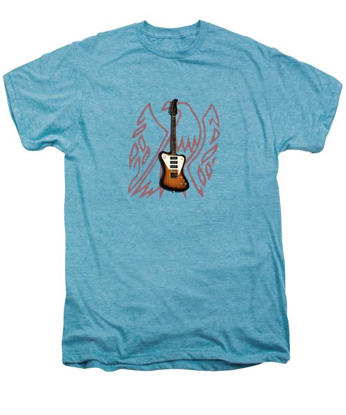 Gibson Firebird 1965 Men's Premium T-Shirt by Mark Rogan