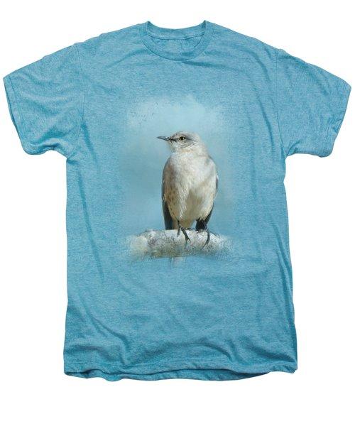 Good Winter Morning Men's Premium T-Shirt by Jai Johnson