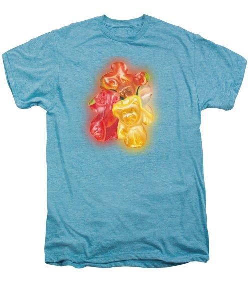 Gummy Bear Men's Premium T-Shirt by Shana Rowe Jackson