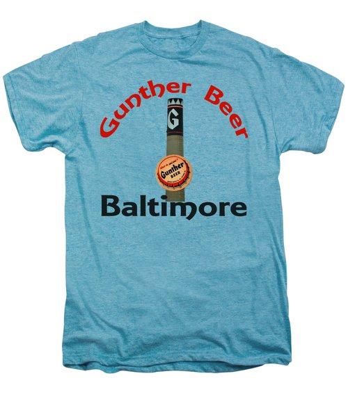 Gunther Beer Baltimore Men's Premium T-Shirt by Jost Houk
