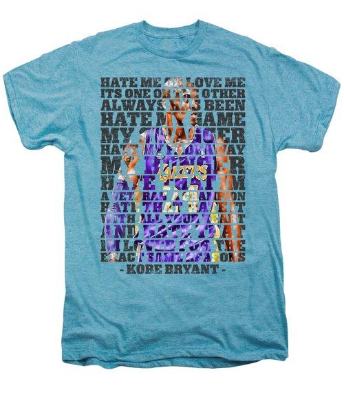 Hate Me Men's Premium T-Shirt by Iman Cruz
