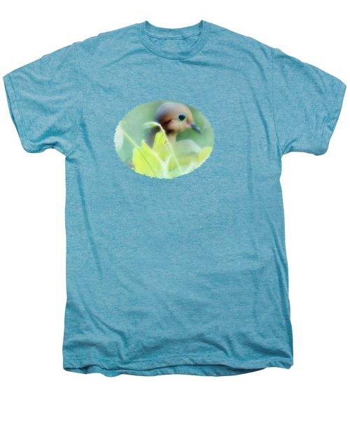 Hidden Nature Men's Premium T-Shirt by Anita Faye