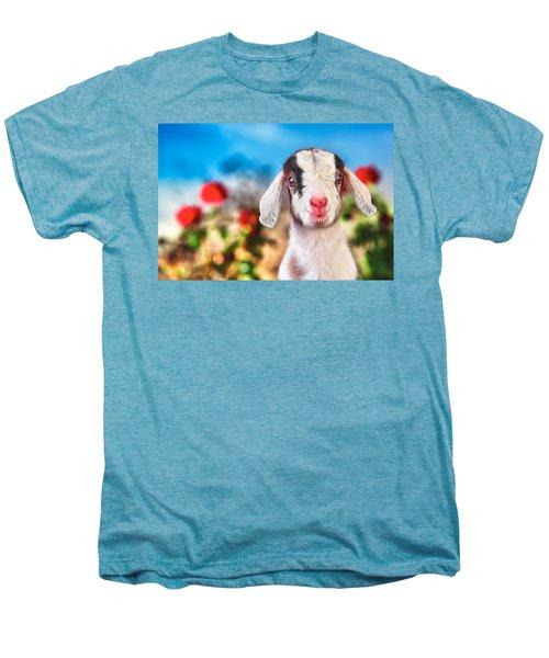 I'm In The Rose Garden Men's Premium T-Shirt by TC Morgan