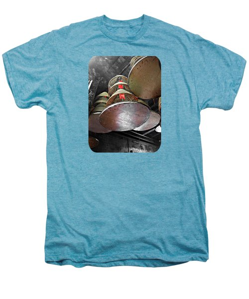 Incense Trays Men's Premium T-Shirt by Ethna Gillespie