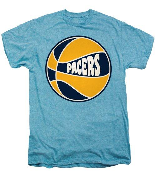 Indiana Pacers Retro Shirt Men's Premium T-Shirt by Joe Hamilton