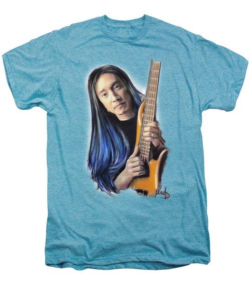 John Myung Men's Premium T-Shirt by Melanie D