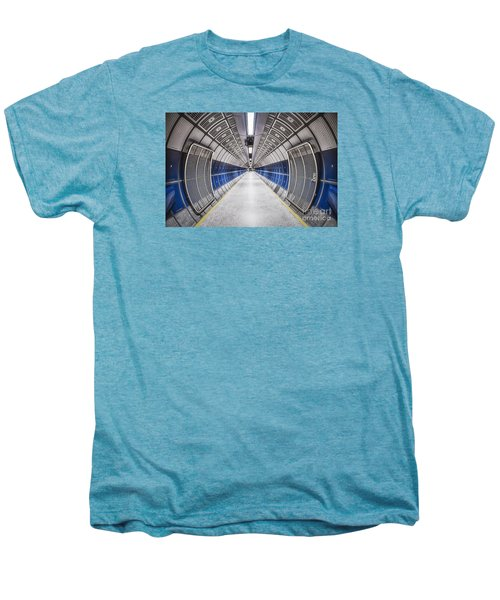 Journey To The Center Of Your Mind Men's Premium T-Shirt by Evelina Kremsdorf
