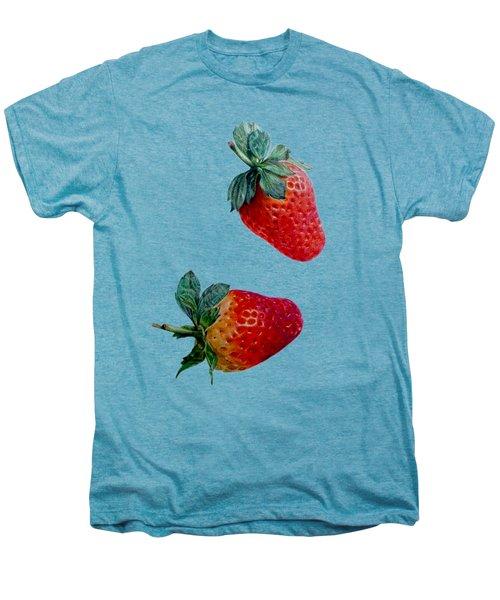 Juicy Men's Premium T-Shirt by Nanika Purnawati