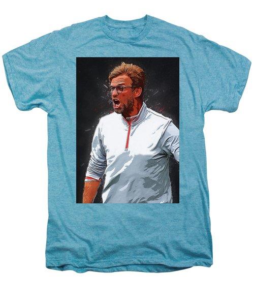 Jurgen Kloop Men's Premium T-Shirt by Semih Yurdabak