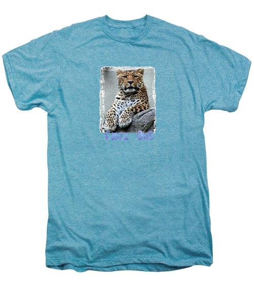 Just Chillin' Men's Premium T-Shirt by DJ Florek