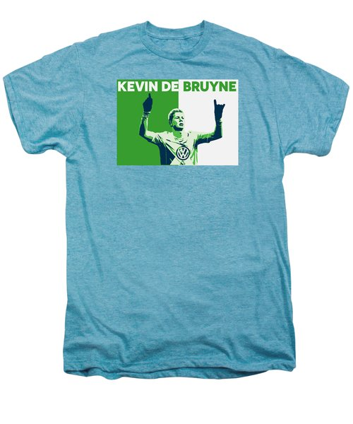 Kevin De Bruyne Men's Premium T-Shirt by Semih Yurdabak