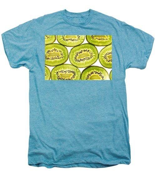 Kiwi Fruit II Men's Premium T-Shirt by Paul Ge