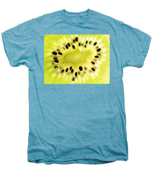 Kiwi Fruit Men's Premium T-Shirt by Paul Ge