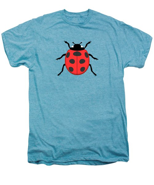 Ladybug Men's Premium T-Shirt by Gaspar Avila
