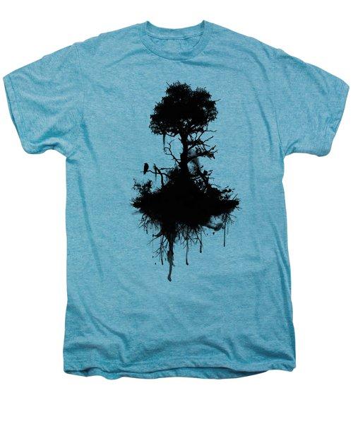 Last Tree Standing Men's Premium T-Shirt by Nicklas Gustafsson