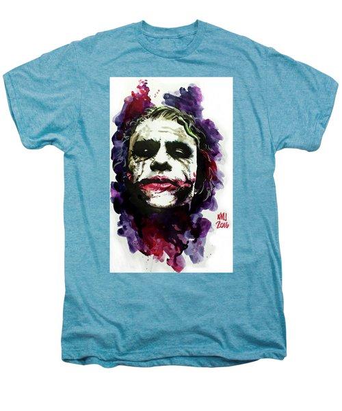 Ledgerjoker Men's Premium T-Shirt by Ken Meyer jr