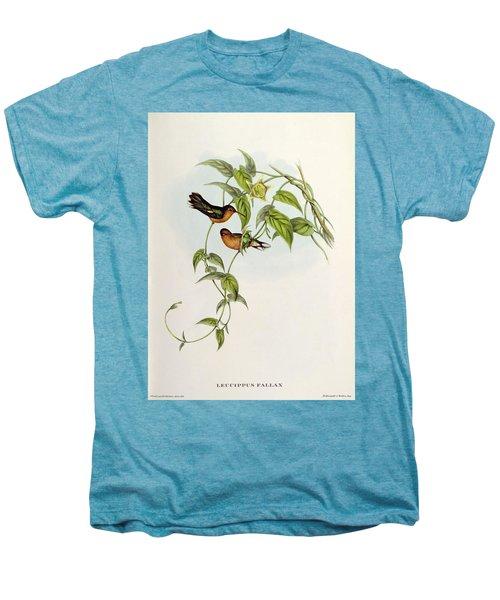 Leucippus Fallax Men's Premium T-Shirt by John Gould