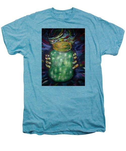 Little Nothing Man Men's Premium T-Shirt by Doug  Miller II