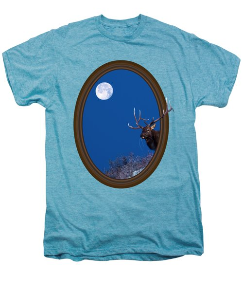Looking Beyond Men's Premium T-Shirt by Shane Bechler