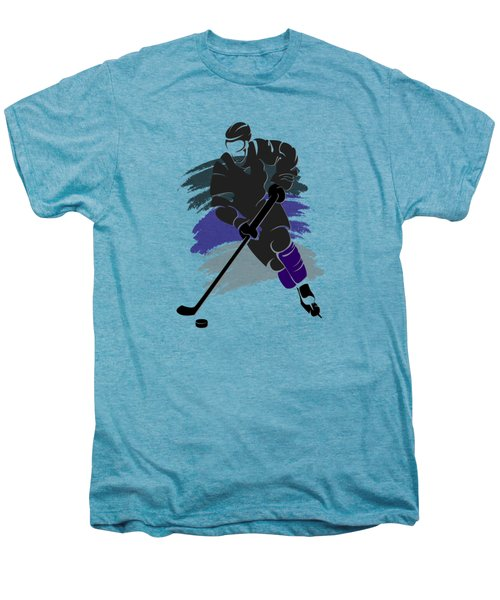 Los Angeles Kings Player Shirt Men's Premium T-Shirt by Joe Hamilton