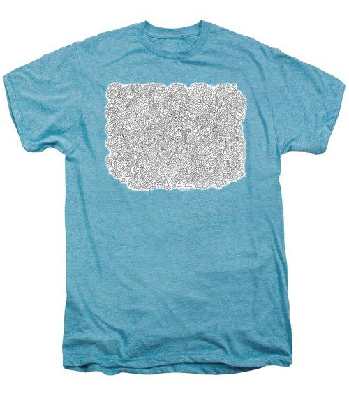 Love Moscow Men's Premium T-Shirt by Tamara Kulish