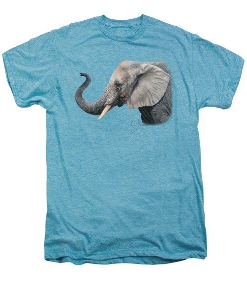 Lucky Men's Premium T-Shirt by Lucie Bilodeau