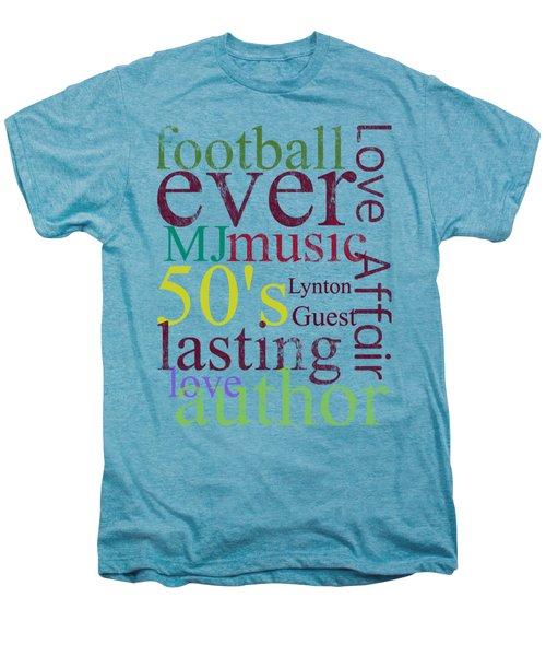 Lynton Guest Men's Premium T-Shirt by D Francis