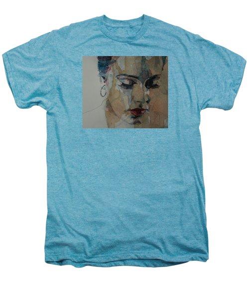 Make You Feel My Love Men's Premium T-Shirt by Paul Lovering