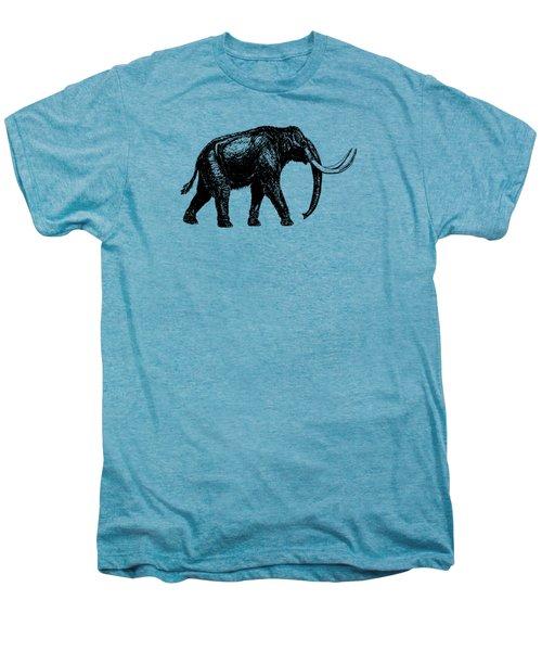 Mammoth Tee Men's Premium T-Shirt by Edward Fielding