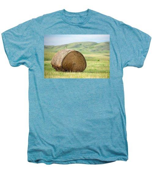 Meadowlark Heaven Men's Premium T-Shirt by Todd Klassy