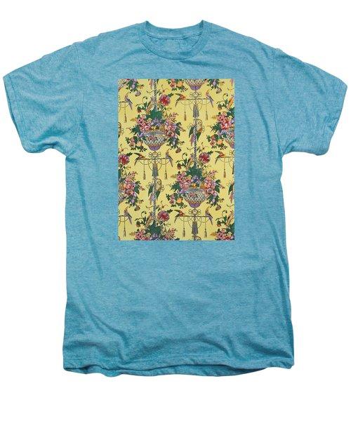Melbury Hall Men's Premium T-Shirt by Harry Wearne