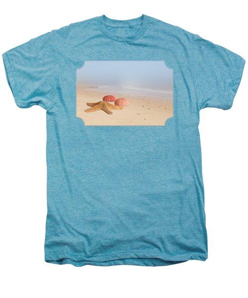 Memories Of Summer Men's Premium T-Shirt by Gill Billington