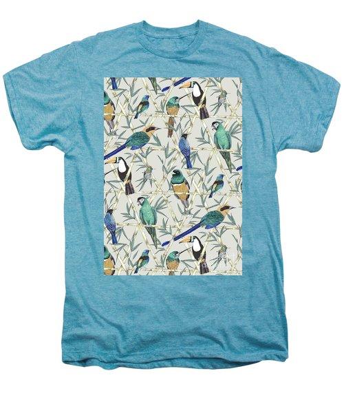 Menagerie Men's Premium T-Shirt by Jacqueline Colley