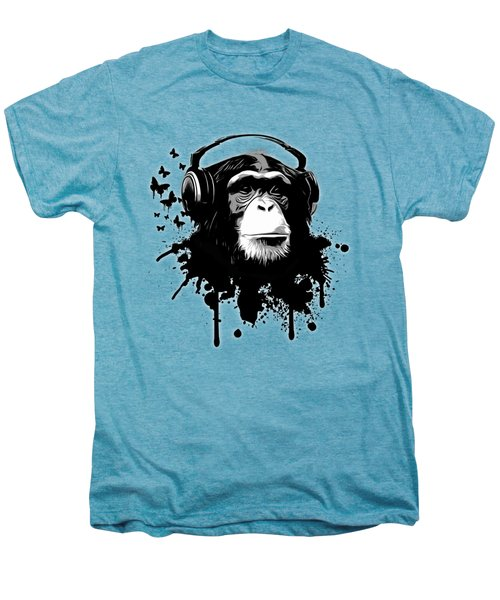 Monkey Business Men's Premium T-Shirt by Nicklas Gustafsson