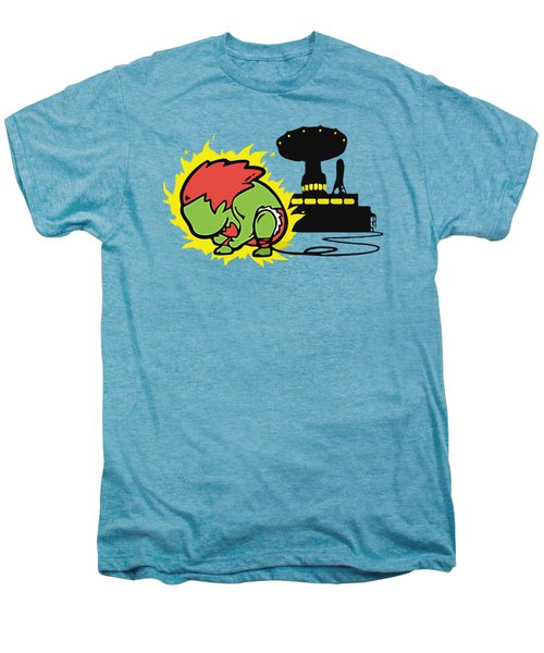 Monster Men's Premium T-Shirt by Opoble Opoble